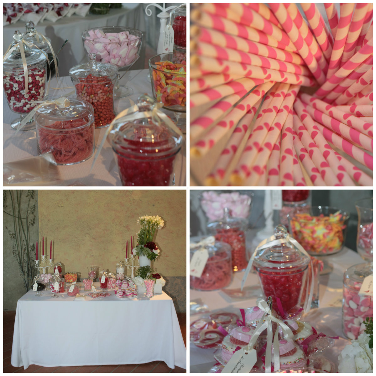 collage candy corner